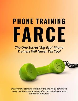 Phone Training Farce