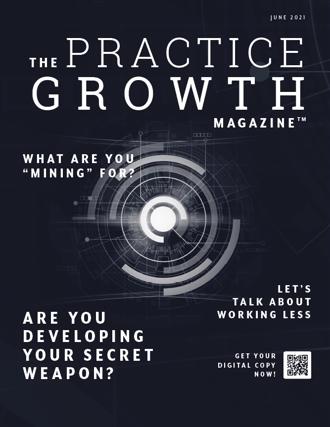 The Practice Growth Magazine - June 2021